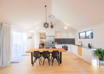 Dining Room | Warren Clarke Architecture NZ