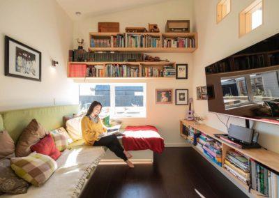 Media Room | Warren Clarke Architecture NZ
